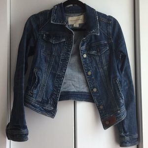 Anthropologie Pilcro small Jean jacket